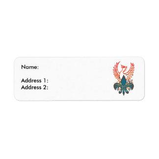 Phoenix Label