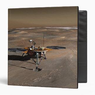 Phoenix Mars Lander 2 3 Ring Binder