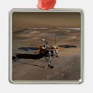 Phoenix Mars Lander 2 Christmas Ornament
