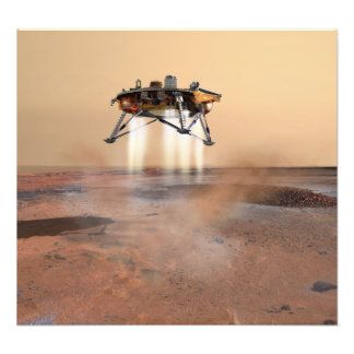 Phoenix Mars Lander 2 Photo Print