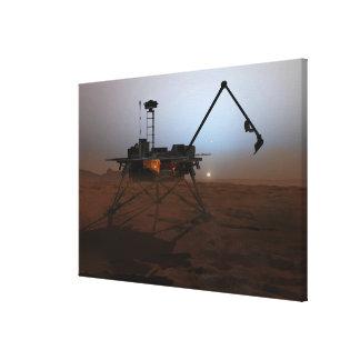 Phoenix Mars Lander 3 Canvas Print