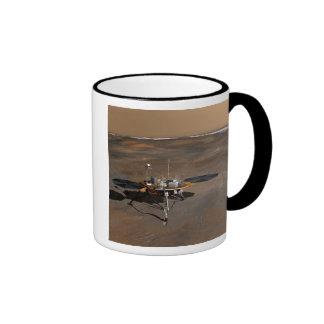 Phoenix Mars Lander 3 Ringer Mug