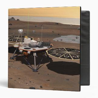 Phoenix Mars Lander 5 Vinyl Binders