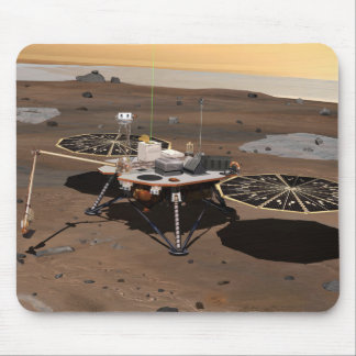 Phoenix Mars Lander 5 Mouse Pad