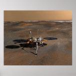Phoenix Mars Lander 5 Poster