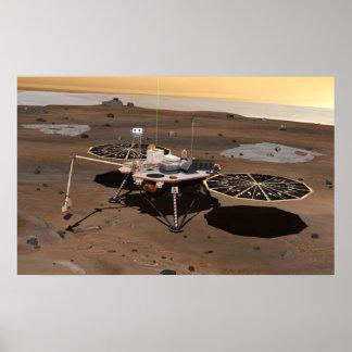 Phoenix Mars Mission Poster