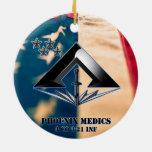Phoenix medics ceramic ornament