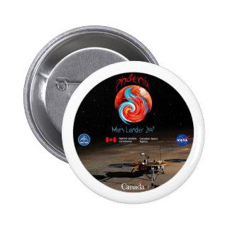 Phoenix Mission Patch CSA Buttons