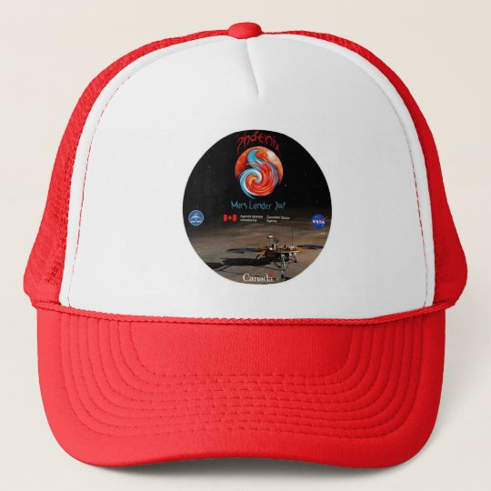 Phoenix Mission Patch CSA Trucker Hat
