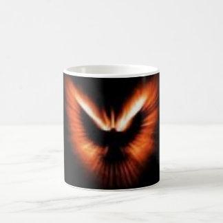 Phoenix... 11 Oz Magic Heat Color-Changing Coffee Mug