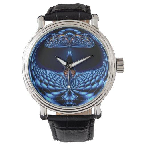 Phoenix negra reloj