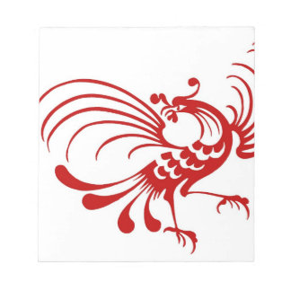 Phoenix Memo Note Pad