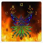Phoenix Pacis Clocks