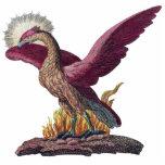 Phoenix Photo Sculpture Magnet