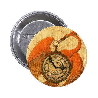 Phoenix Pinback Button