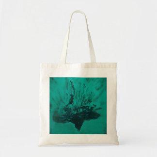 Phoenix que sube debajo del agua bolsa tela barata