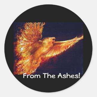 Phoenix Rebirth! Collector Sticker