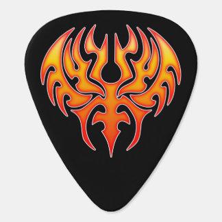Phoenix Reborn Custom Guitar Pick (clean)