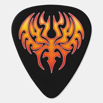 Phoenix Reborn Custom Guitar Pick (clean) by InStock at Zazzle