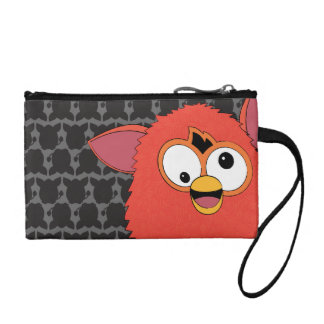 Phoenix Red Furby Coin Wallet