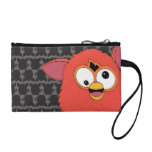 Phoenix Red Furby Coin Wallets