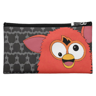 Phoenix Red Furby Makeup Bag