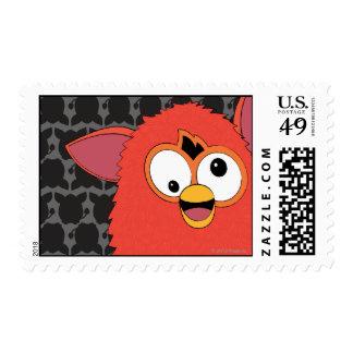Phoenix Red Furby Postage