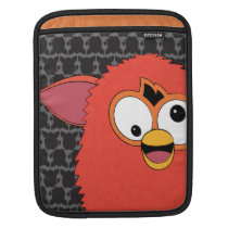 Phoenix Red Furby Sleeve For iPads