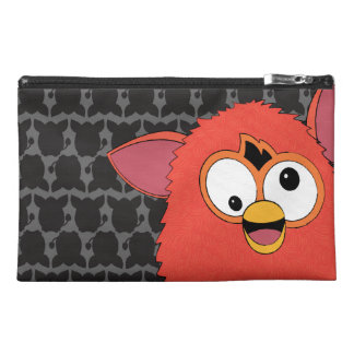 Phoenix Red Furby Travel Accessories Bags