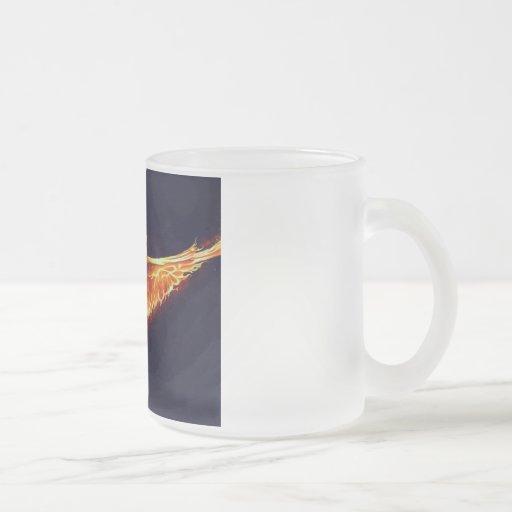 ¡Phoenix renacida! Taza