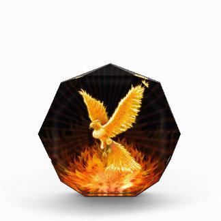 Phoenix Rising Acrylic Award