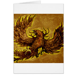 Phoenix Rising Greeting Cards