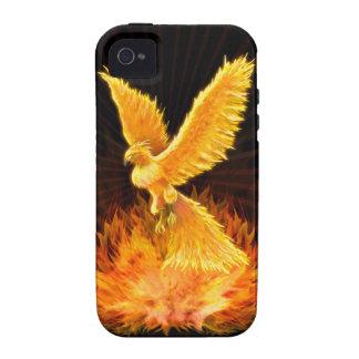 Phoenix Rising Case-Mate iPhone 4 Cover