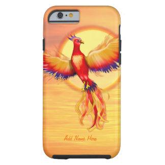 Phoenix Rising Case For iPhone 6