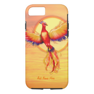 Phoenix Rising Case For iPhone 7