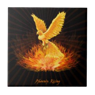 Phoenix Rising Ceramic Tiles