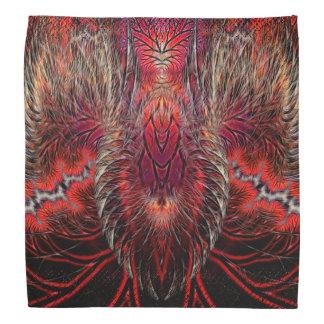 Phoenix Rising Fractal Bandana