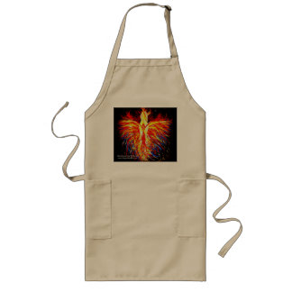 Phoenix Rising From the Ashes Apron