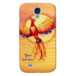 Phoenix Rising Galaxy S4 Cover