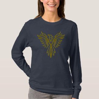 Phoenix Rising in Gold t-shirt