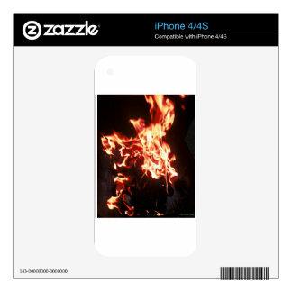 Phoenix rising iPhone 4 skins