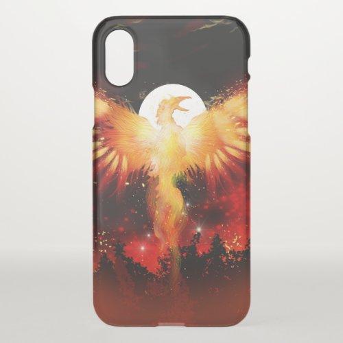 Phoenix Rising IPhone Case Phone Case