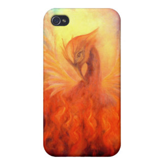 Phoenix Rising iPhone Cover