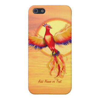 Phoenix Rising iPhone SE/5/5s Case