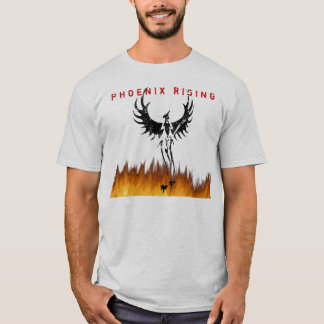 Phoenix Rising Light Shirt