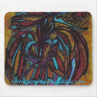 Phoenix Rising Mouse Pad