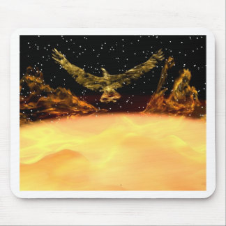 Phoenix Rising Mouse Pads