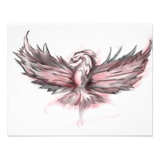 Phoenix Rising Personalized Invite