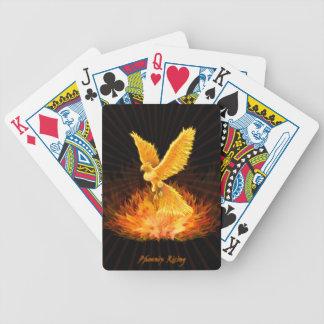 Phoenix Rising Card Decks