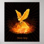 Phoenix Rising Print